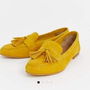 ASOS tassel loafers